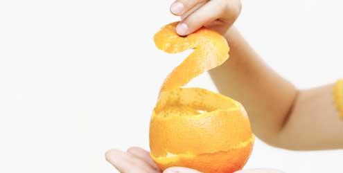 Receita de doce de casca de laranja 2