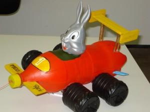 Brinquedos com material reciclado 1