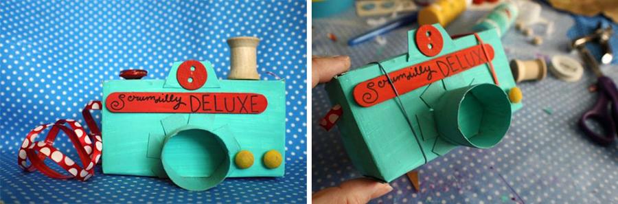 Brinquedos com material reciclado 3