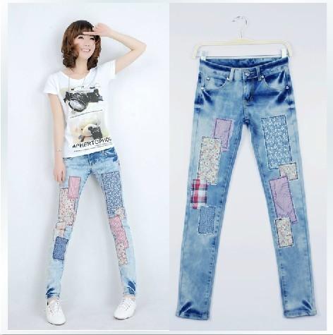 Calça jeans personalizada 12