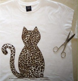 Como customizar camisetas 11