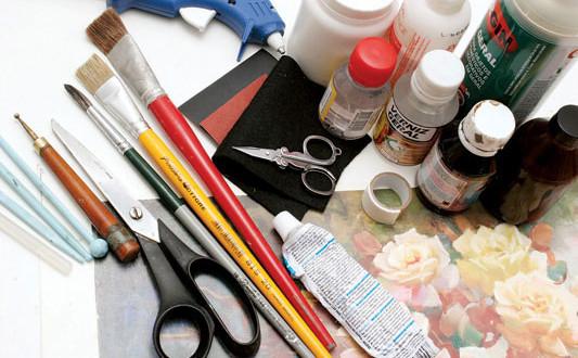 Materiais básicos para artesanato em MDF: Os 15 principais!