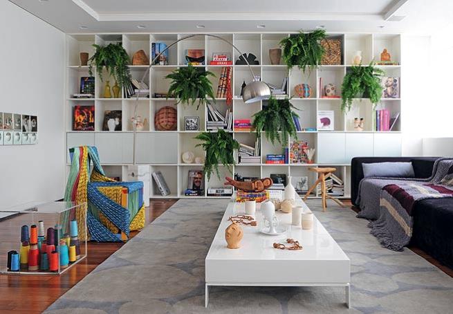 Objetos artesanais para sala for Objetos decorativos casa