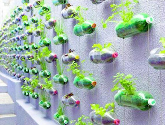 Artesanato Ideias Incriveis ~ Artesanatos com garrafa PET 7 ideias criativas