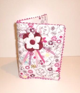 Como fazer bolsa para livro em tecido 08
