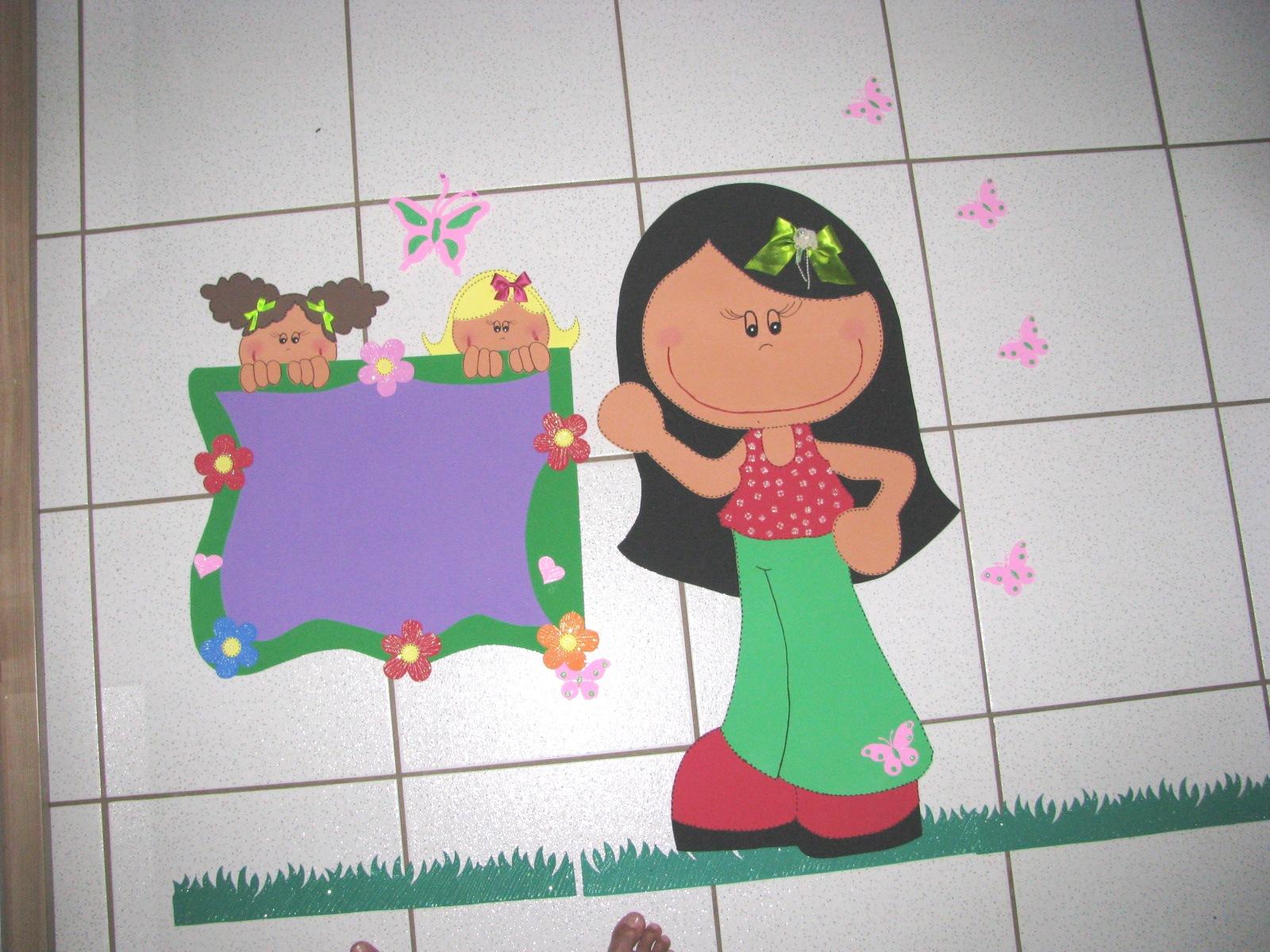 Decorando Quarto De Beb Com Eva ~ Enfeite Para Quarto De Bebe Em Eva