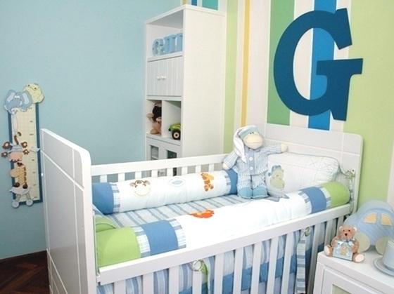 Decorando quarto de bebê com eva 11