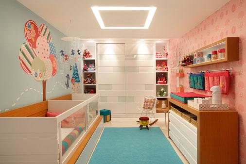 Decorando quarto de bebê com eva 15