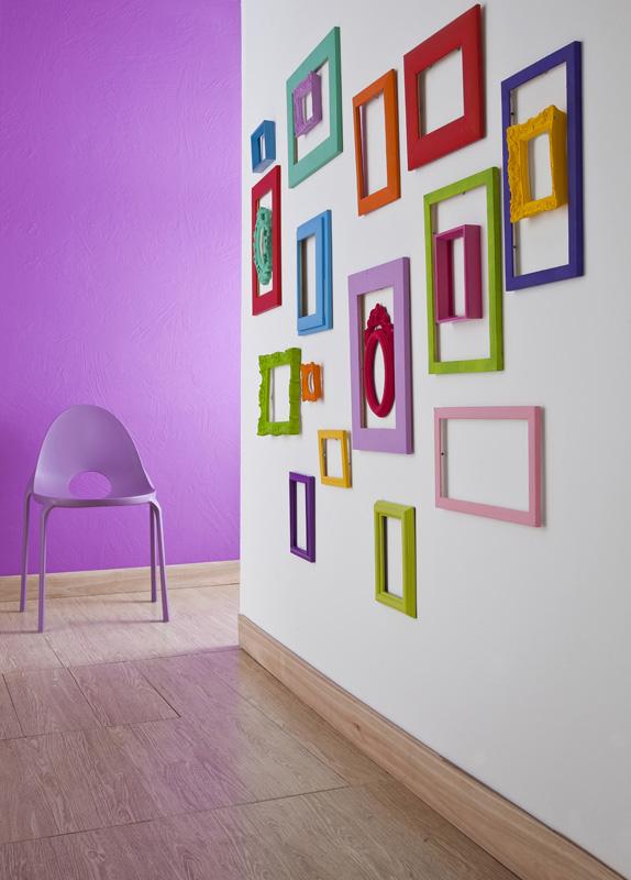 paredes criativas e baratas