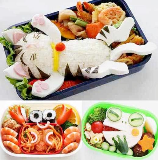 comida criativa para crianças 14