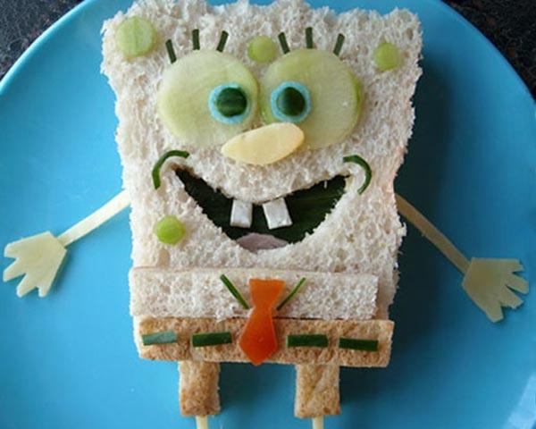 comida criativa para crianças 15