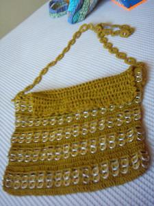 Bolsa com lacre de latinha 08