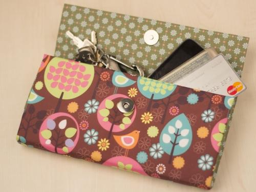 Bolsa Feita Com Caixa De Leite E Tecido : Bolsa de m?o com caixa leite modelos e como fazer