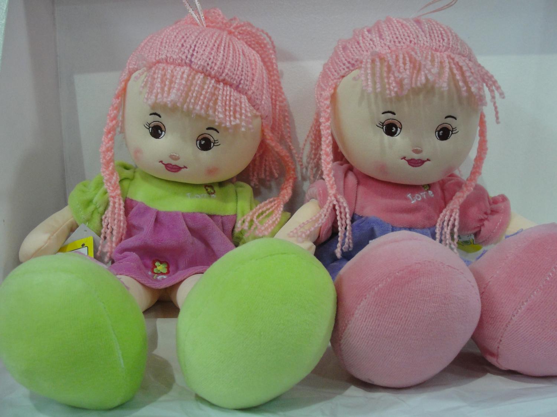 Como fazer boneca de pano 09