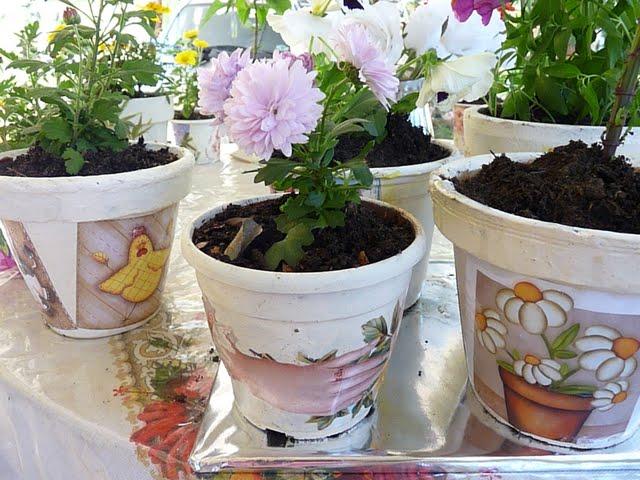 Como pintar vasos de cerâmica 08