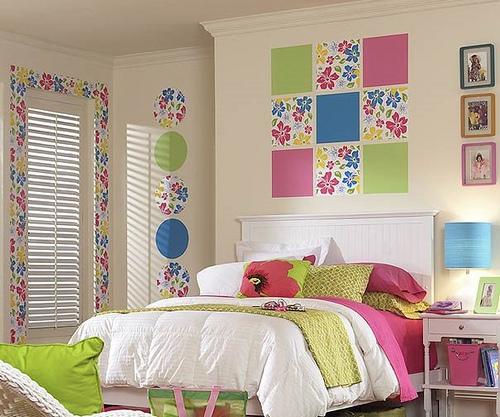 Decorar paredes com papel contact 06