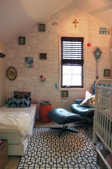 Decorar paredes com papel contact 10