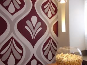 Decorar paredes com papel contact 11