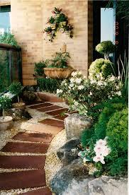 Jardins decorados com pedras 01