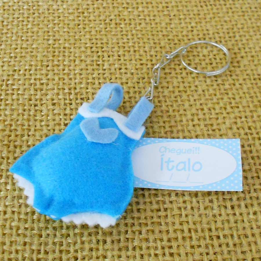 Lembrancinhas de chá de bebê em feltro 06