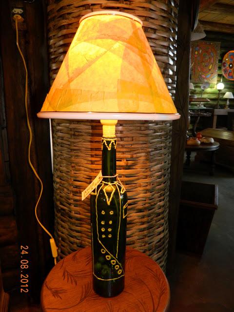 Luminária com filtro de café 11
