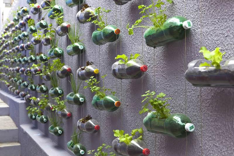 Vasos artesanais para seu jardim 03