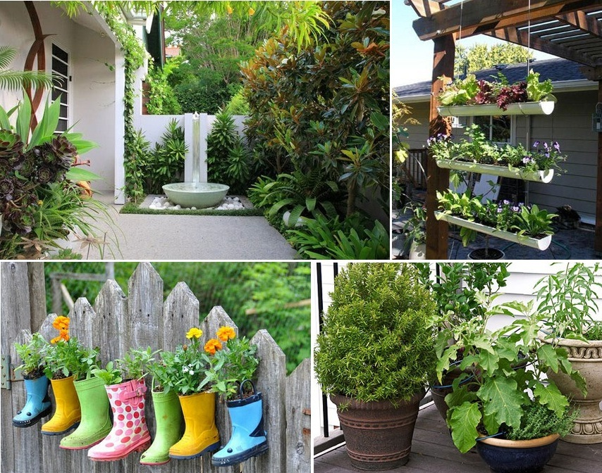 Vasos artesanais para seu jardim 04