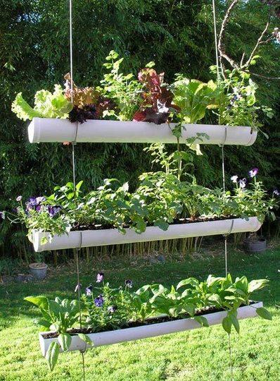 Vasos artesanais para seu jardim 08