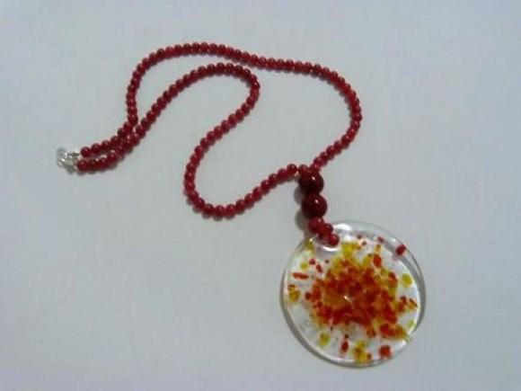 Colar artesanal 09 (Custom)