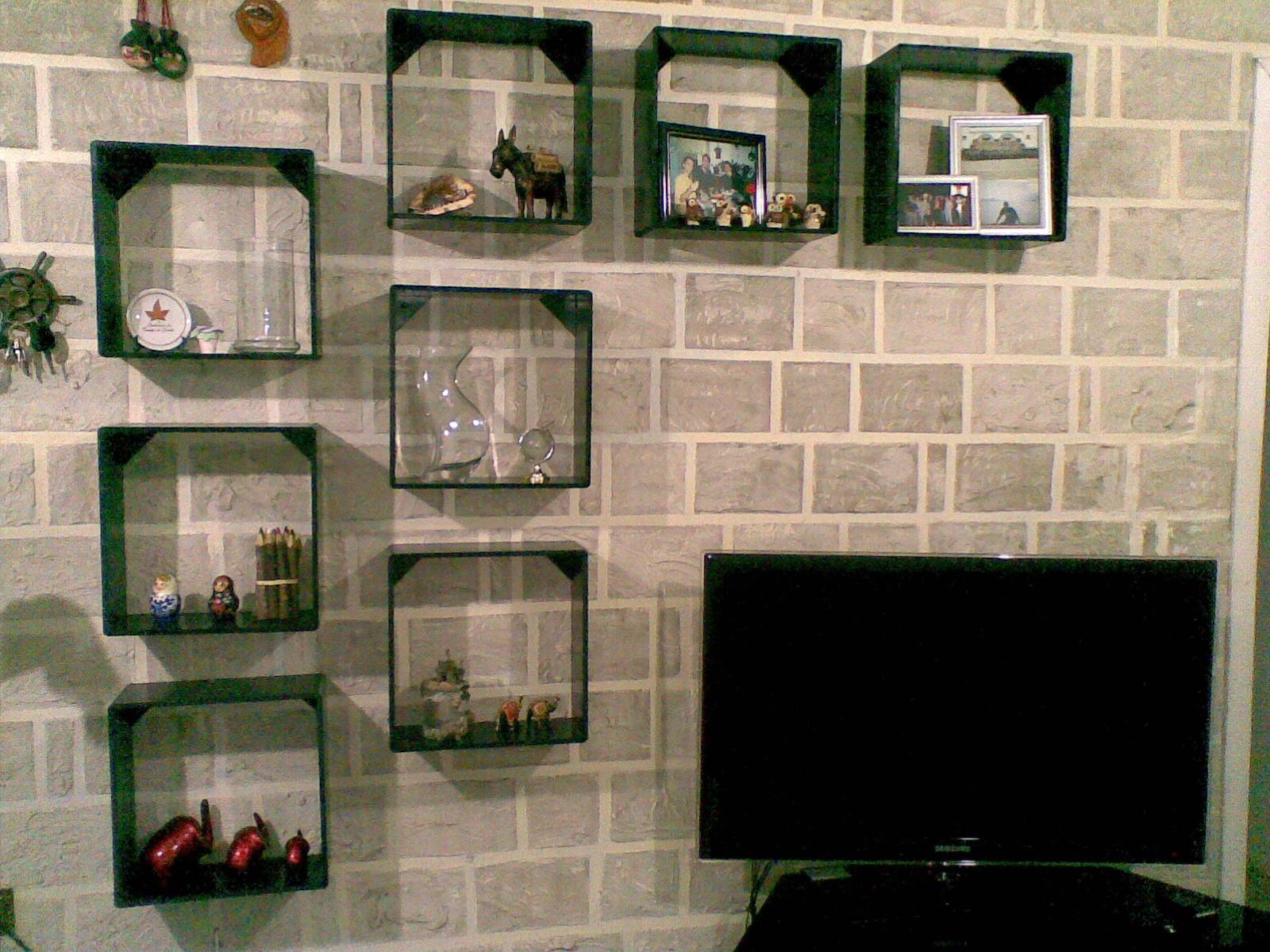 Como fazer estantes artesanais 13