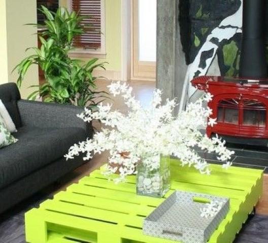 decoracao jardim paletes:legal é que você pode utilizar toda sua criatividade aí na sua