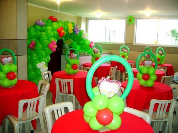 Decorar festa infantil com balões 001