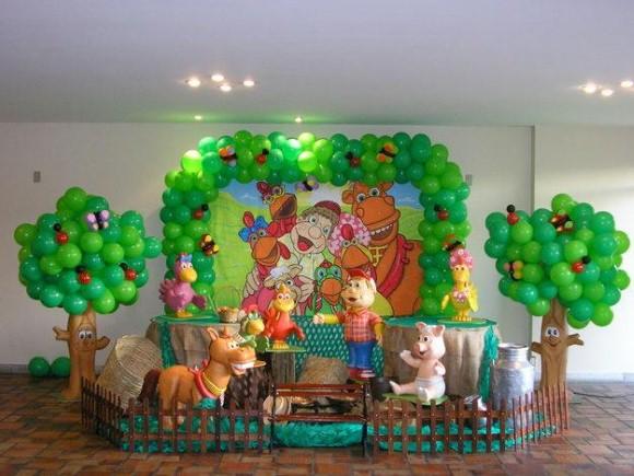 Decorar festa infantil com balões 004