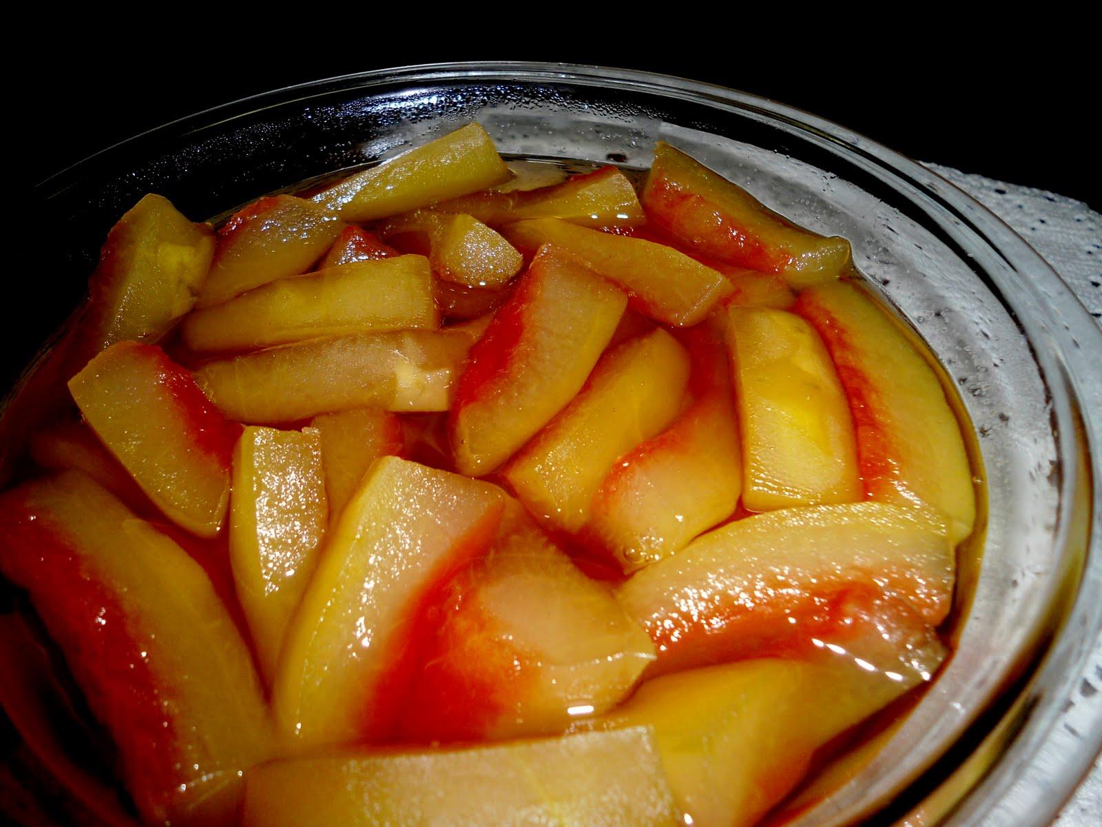 Doce de casca de melancia 03