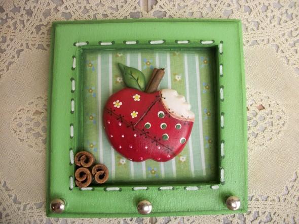 Porta chaves artesanal 02 (Custom)