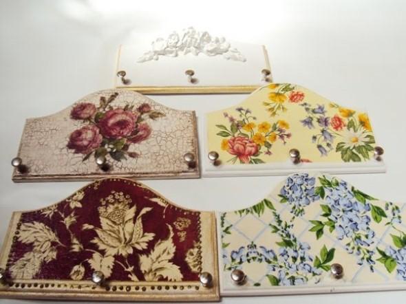 Porta chaves artesanal 11 (Custom)