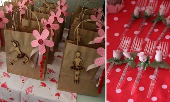 Como fazer flor de papel para decoração 011