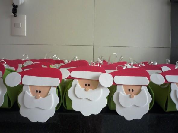 Dicas para fazer Papai Noel em EVA 002