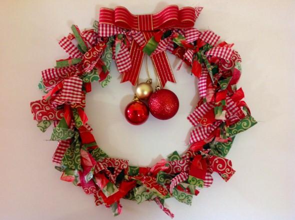 Guirlanda de Natal artesanal 004