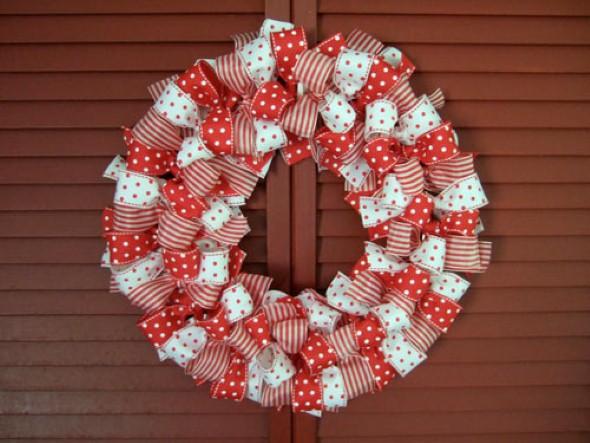 Guirlanda de Natal artesanal 011
