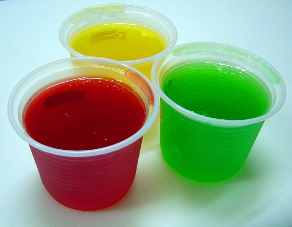 Receitas de gelatina caseira 02