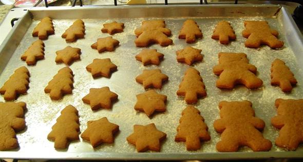 Biscoitos decorados para o natal 003