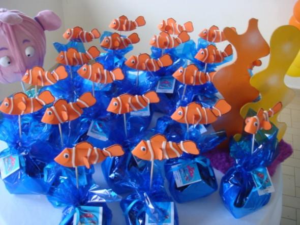 Arranjos para festa infantil 003