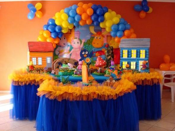 Arranjos para festa infantil 006