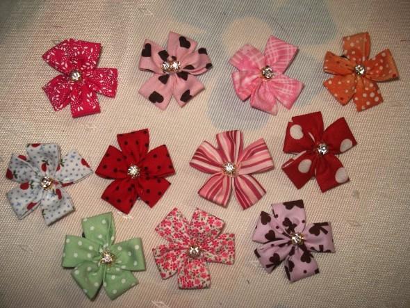 Flor de tecido - Modelos e como fazer 002