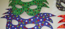 Máscara de carnaval em EVA – Modelos e como fazer