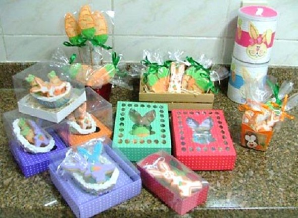 Idéias de artesanato para páscoa 012
