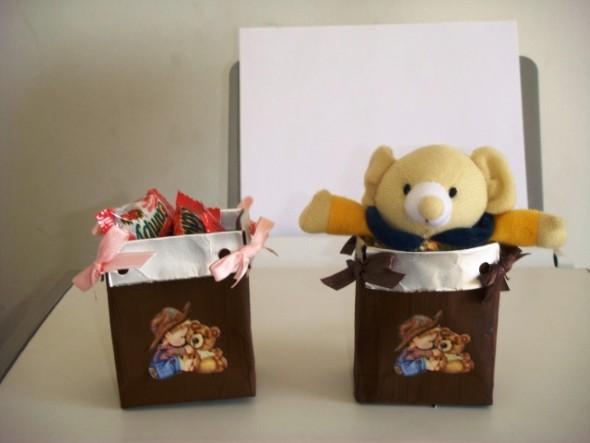 Sacolinha surpresa artesanal 012