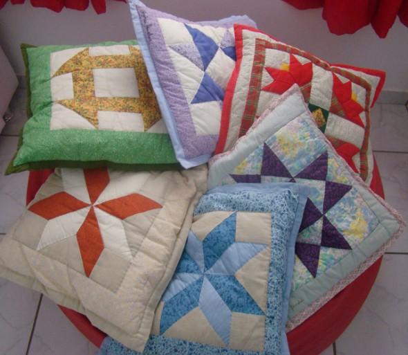Artesanato com retalhos de tecido 012