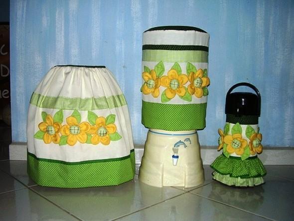 Armário Bartira Nas Casas Bahia ~ Artesanato para cozinha Dicas e modelos artesanais